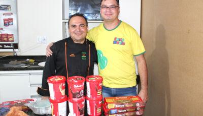 Festa Mania de Fátima do Sul realiza o maior Curso de Ovos de Chocolate da região