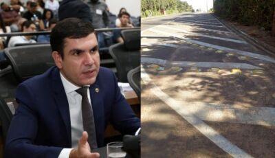 Jamilson Name solicita obras para maior segurança dos ciclistas da Capital