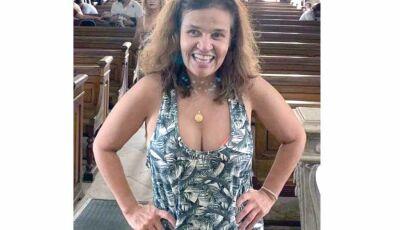 Estado de saúde de Cláudia Rodrigues (a diarista) é grave