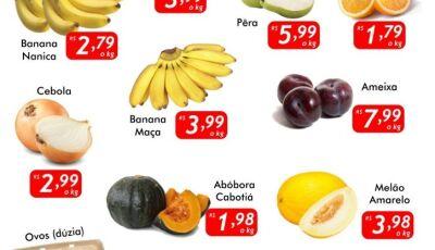 Confira as ofertas da QUARTA VERDE no Mercado Julifran em Fátima do Sul