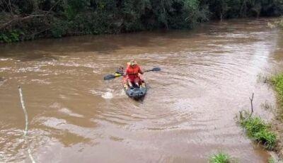 CAARAPÓ - Após três dias, no rio, corpo de menino é encontrado