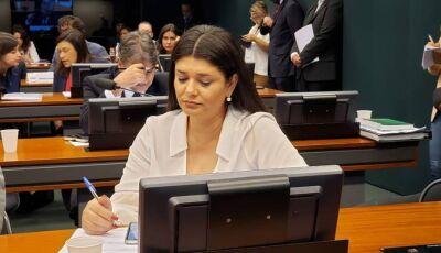 Rose Modesto vai propor mudanças em PEC da reforma, veja os pontos que ela defende