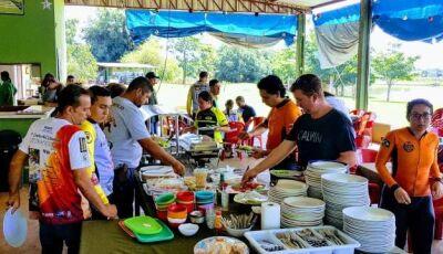 Confira o cardápio do delicioso almoço deste domingo no Pesqueiro 7 Bello em VICENTINA