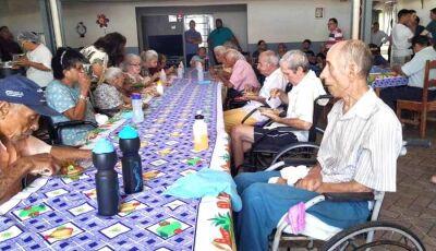 ILPI solicita ajuda para os internos do Lar do Idoso de Fátima do Sul
