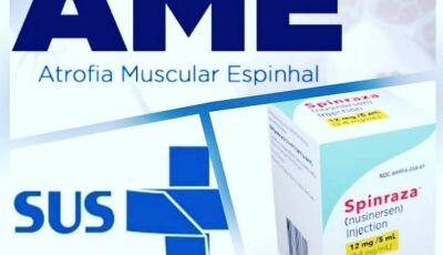 Remédio de tratamento da amiotrofia muscular espinhal custava até R$ 200 mil será gratuíto pelo SUS
