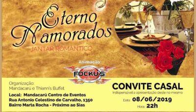 Eterno Namorados será o grande evento do ano no Mandacarú Eventos de Fátima do Sul
