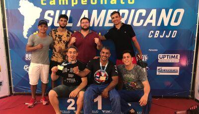 Fatimassulenses são Campeões no Sul Americano de Jiu-Jitsu disputado em Campo Grande