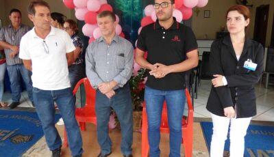 Unidade Móvel do Hospital do Amor de Barretos já está fazendo exames em Jateí