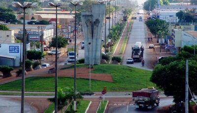 Prefeitura de Dourados anuncia interdição da Avenida Marcelino Pires por 15 dias