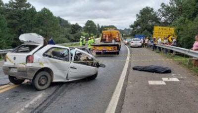 Homem que matou esposa na Sexta-feira Santa morre em acidente 03 dias depois