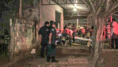 Na frente de sua casa em Itaporã, homem é assassinado