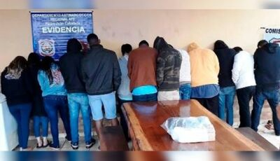 Estudantes brasileiros presos em festa serão expulsos do Paraguai