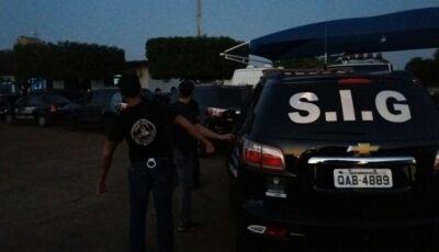 Três são presos em operação denominada 'PC27' realizada pela Polícia Civil de Fátima do Sul