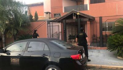 Operação do GAECO terminou com a prisão de dois ex-presidentes de Câmara em MS