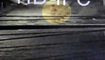 Vídeo mostra suspeito carregando no colo menina de 6 anos antes de matá-la