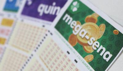 Mega-Sena segue acumulada e prêmio chega a R$ 105 MILHÕES