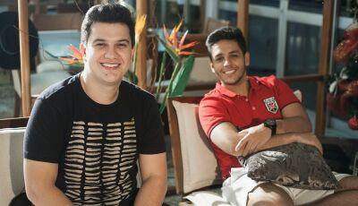 Hugo & Guilherme trazem o sertanejo universitário nesta sexta na 24ª Expoad em Deodápolis