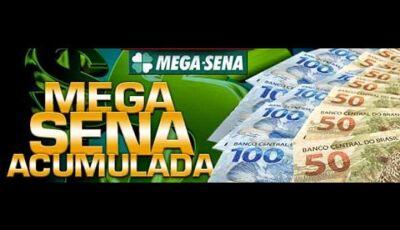 Ninguém acerta as seis dezenas da Mega-Sena e prêmio vai a R$ 105 milhões