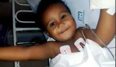 MILAGRE – Menina de um ano que caiu do 4º andar de prédio não sofreu nenhuma fratura