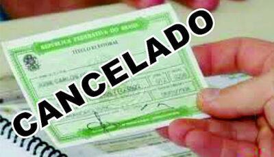 Lista de eleitores que podem ter títulos cancelados é divulgada de Glória de Dourados e Deodápolis