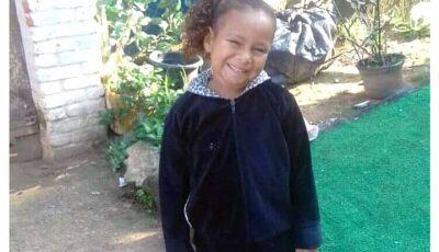 Menina de seis anos que sumiu enquanto dormia é achada morta