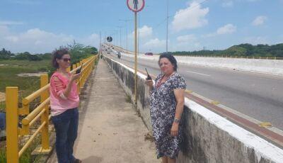 Em quatro dias, 16 pessoas foram salvas do suicídio na Ponte Newton Navarro