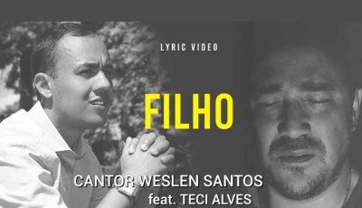O Cantor Weslen Santos lança 1º CD, brevemente em Glória de Dourados