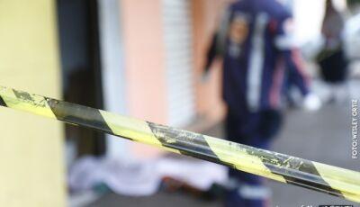 Homem leva choque elétrico de eletrodoméstico e morre em MS