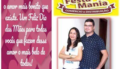 Faça a Festa para sua Mãe com artigos da Festa Mania de Fátima do Sul
