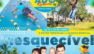 Campo Belo Resort com pacote especial para o feriadão de Corpus Christi, confira e faça sua reserva