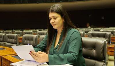 Rose Modesto atende pedido e reivindica estudos para instalação de Casa Lotérica em Culturama