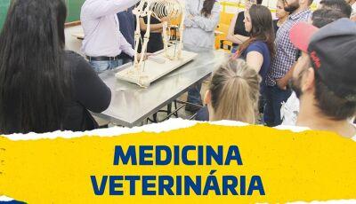 Vestibular de Inverno da UNIGRAN com inscrições abertas para Medicina Veterinária em Dourados