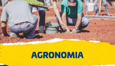 Vestibular de Inverno com inscrições abertas para o curso de Agronomia na UNIGRAN Dourados