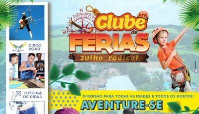 Gastronomia, Circo, Festa Julina, pacote de férias de julho é no Campo Belo Resort, Confira