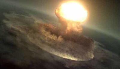 Asteroide pode cair na Terra e causar destruição sem precedentes