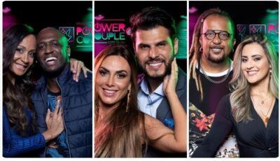 Power Couple: Nicole e Bimbi, Elaine e Tchaka, Drika e André estão na DR; quem deve ficar?