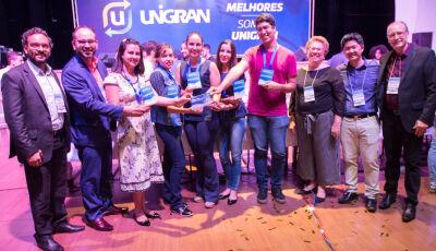 Acadêmicos são premiados na final do 1º Desafio Empresarial da UNIGRAN em Dourados