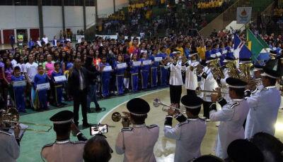 Vicentina e mais 47 delegações confirmadas para os Jogos Escolares da Juventude de MS em Três Lagoas