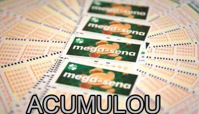 Mega-Sena, concurso 2.147: ninguém acerta as seis dezenas e prêmio vai a R$ 140 milhões