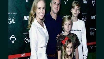 Após acidente e cirurgia às pressas, Filho de Huck e Angélica deixa UTI