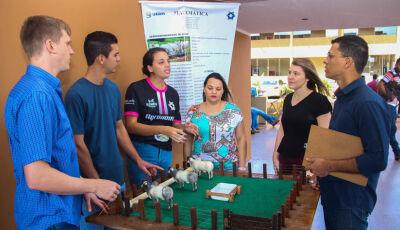 UNIGRAN: Acadêmicos de Agronomia e de Produção Agrícola aprendem Matemática construindo maquetes