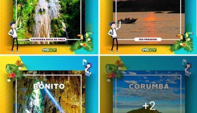 Mato Grosso do Sul é repleto de roteiros turísticos encantadores, CONFIRA