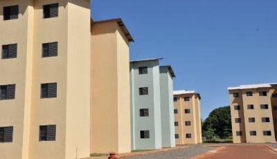 Governo do Estado entrega 180 apartamentos nesta segunda-feira em Dourados