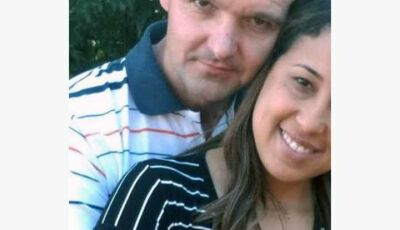 Marido mata mulher grávida com cinco tiros e é preso tentando cruzar fronteira