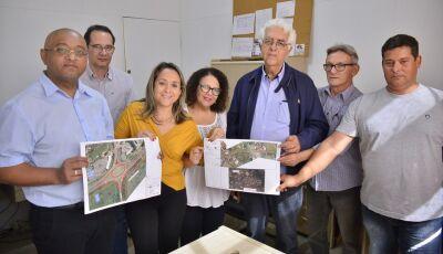 Atendendo solicitação de Barbosinha CCR fará intervenções em acessos da BR-163 em Dourados