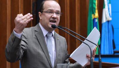 Barbosinha teme caos na segurança pública caso União não reveja convênio que tem com MS