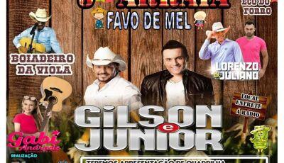 5° Arraiá Favo de Mel acontece neste sábado em Fátima do Sul