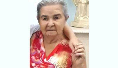 Fatima do Sul dá adeus a Srª Delza Dias mãe da Kely do hospital da SIAS