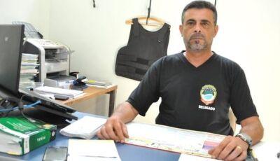 Morre em Dourados, delegado que já trabalhou em Fátima do Sul