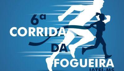 Com inscrições no local, 6ª Edição da Corrida da Fogueira acontece neste domingo em Jateí
